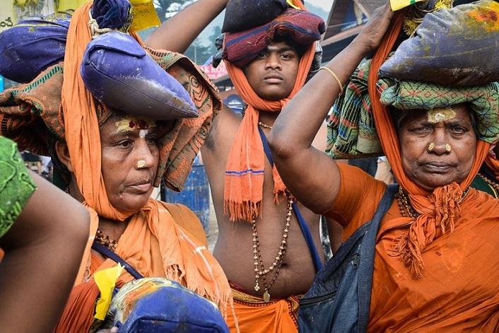 women in sabarimala
