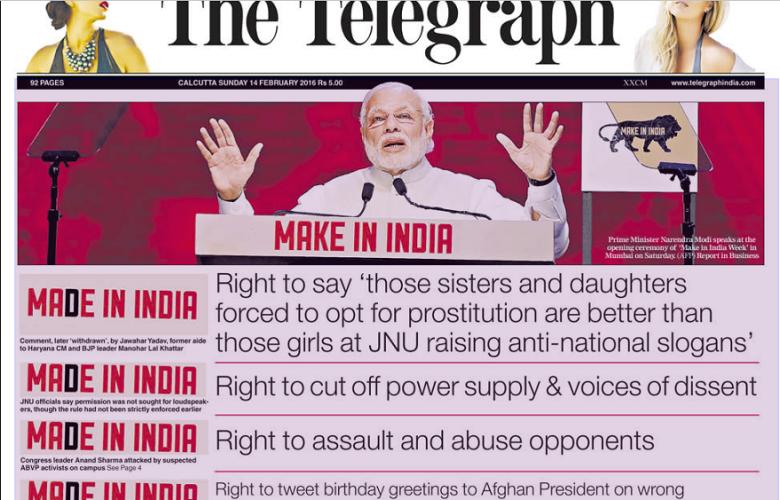 telegraph 5