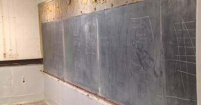 img-Uncovered-chalkboards-at-metro-high-school-gives-a-glimpse-of-the-past