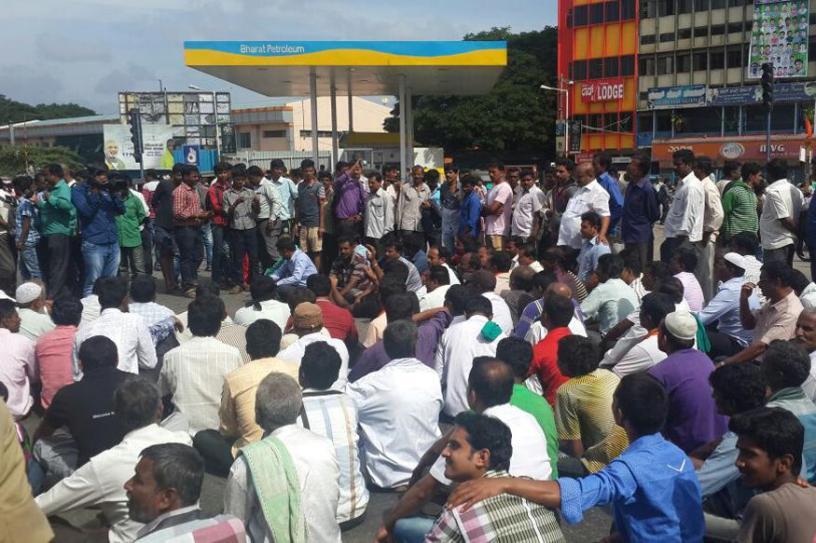 karnataka-protests