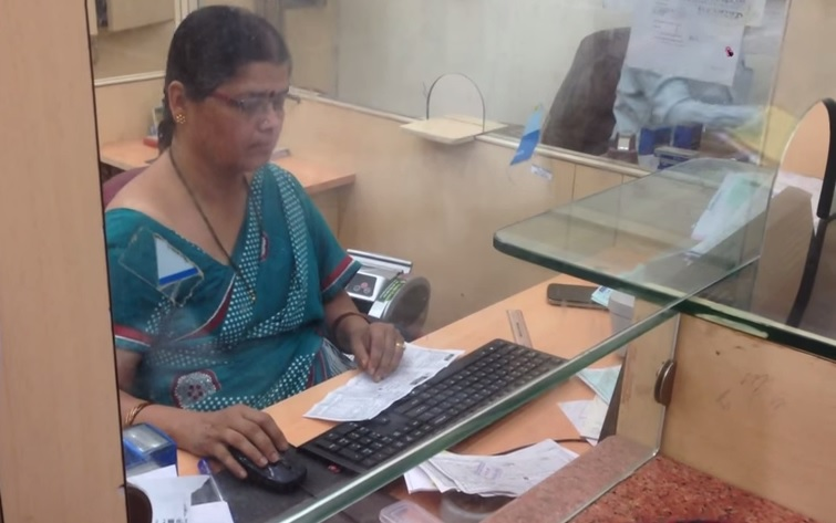 வங்கி ஊழியர் பிரேமலதா ஷிண்டே