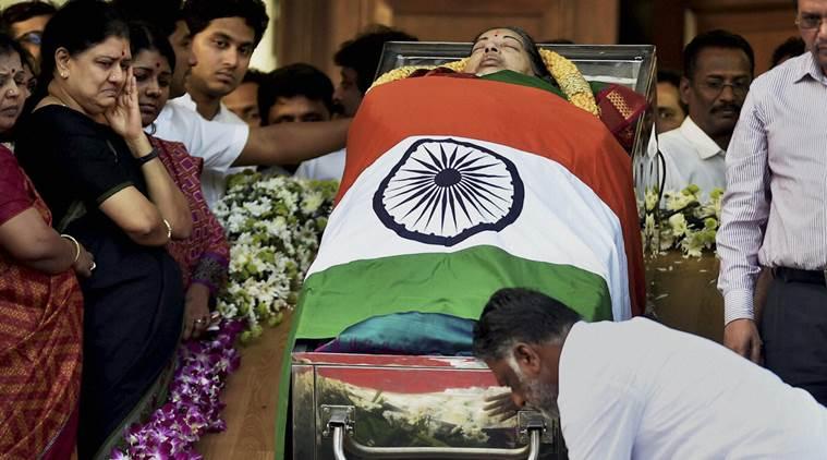 Tributes to J Jayalalithaa